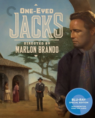Criterion Collection: One-Eyed Jacks