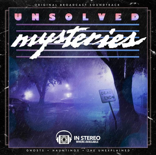 Gary Malkin - Unsolved Mysteries: Ghosts Hauntings Unexplained