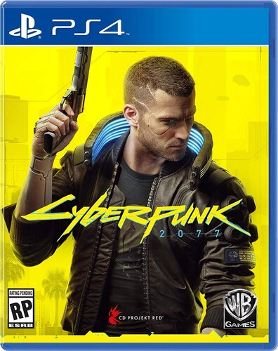 Ps4 Cyberpunk 2077 - Cyberpunk 2077 for PlayStation 4
