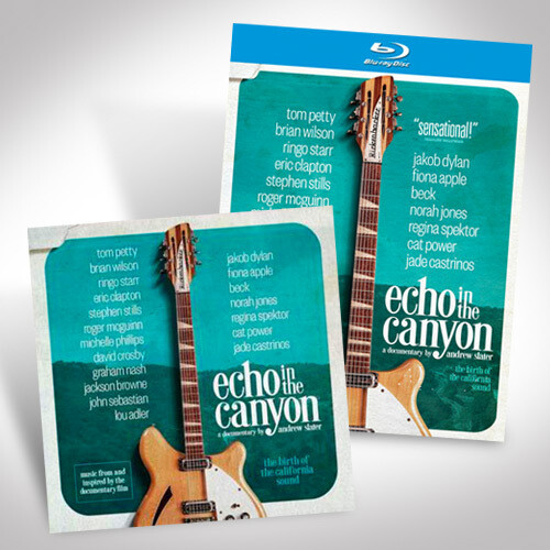 Echo in the Canyon Blu-Ray/ LP Bundle