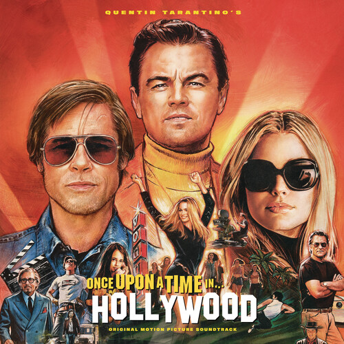Various Artists - Quentin Tarantino's Once Upon a Time in Hollywood Original Motion Picture Soundtrack [2LP]