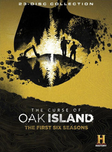 The Curse Of Oak Island: The First Six Seasons