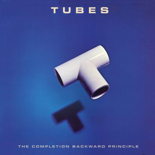 Tubes - The Completion Backwards Principle [Limited Anniversary Edition Translucent LP]