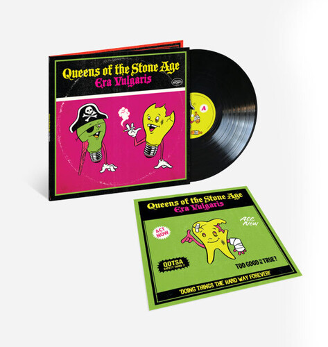 Queens Of The Stone Age - Era Vulgaris [LP]