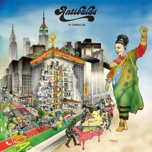 Antibalas - Fu Chronicles [LP]