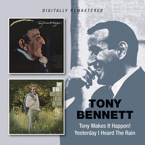 Tony Makes It Happen! /  Yesterday I Heard The Rain [Import]