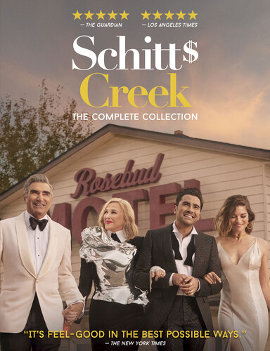 Schitt's Creek: The Complete Collection