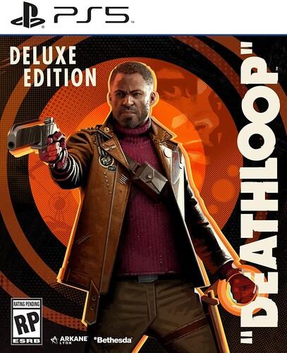 Ps5 Deathloop - Deluxe Edition - Ps5 Deathloop - Deluxe Edition [Deluxe]