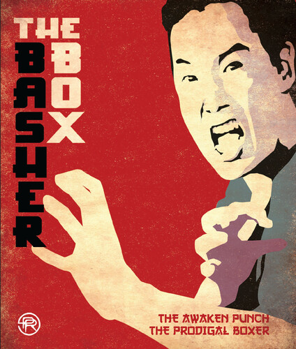 The Basher Box (The Awaken Punch /  The Prodigal Boxer)