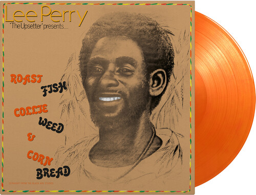 Lee Perry - Roast Fish Collie Weed & Corn Bread [Colored Vinyl] [Limited Edition]