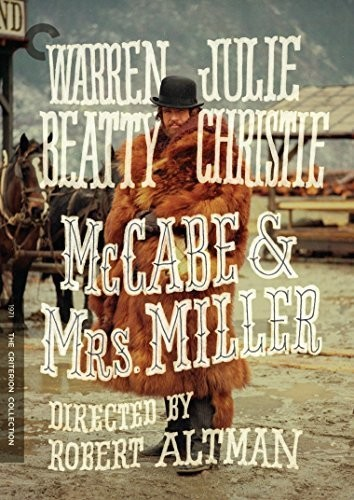 McCabe & Mrs. Miller (Criterion Collection)