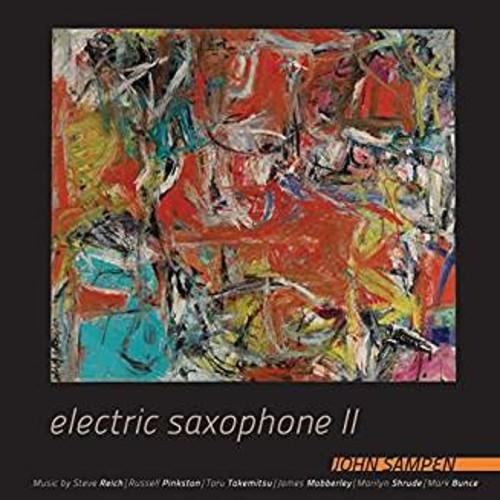 Electric Saxophone Ii