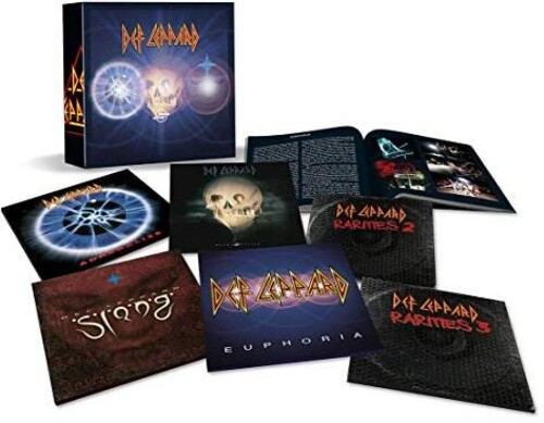 Def Leppard - Volume Two [Limited Edition 10 LP Box Set]