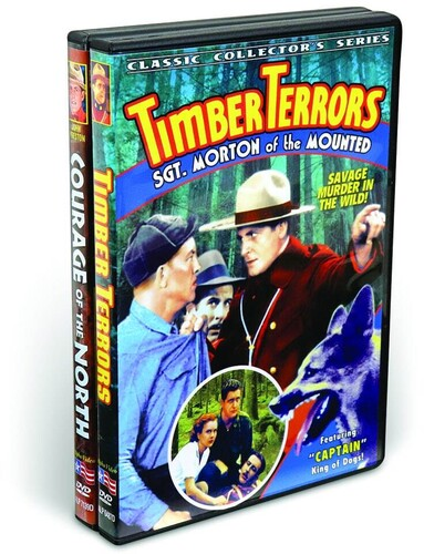 Morton of the Mounties Collection