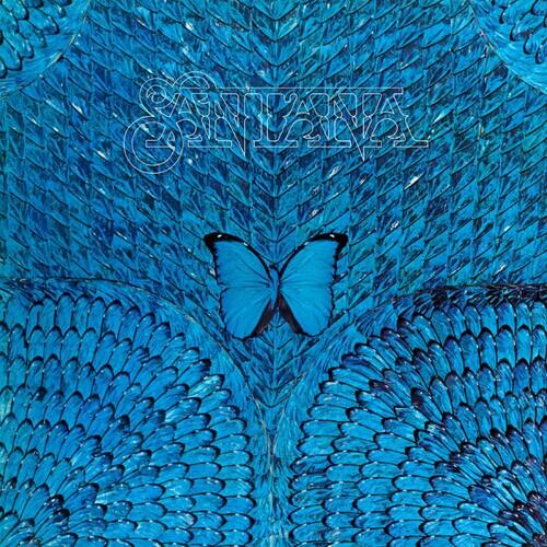 Santana - Borboletta [180 Gram Translucent Blue Audiophile Vinyl/Limited Anniversary Edition/Gatefold Cover]