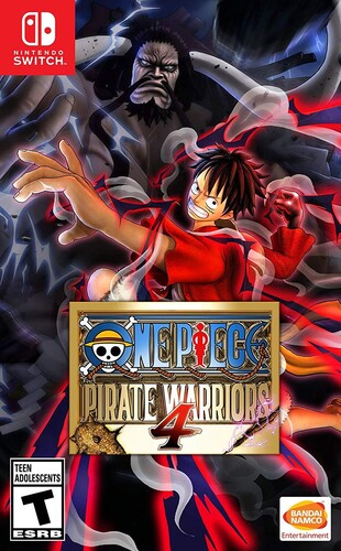 - One Piece: Pirate Warriors 4 for Nintendo Switch