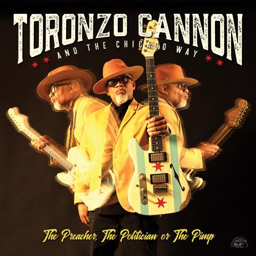 Toronzo Cannon - The Preacher, The Politician Or The Pimp