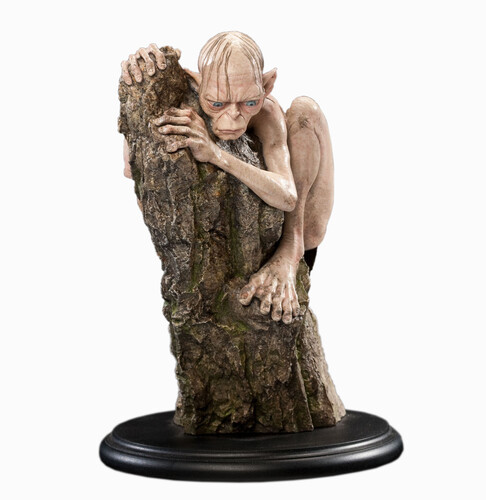 LORD OF THE RINGS MINI STATUE - GOLLUM