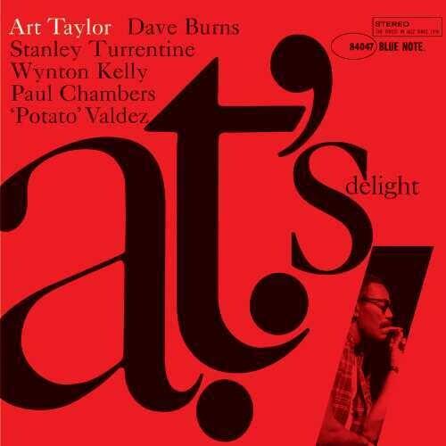 Art Taylor - A.T.'s Delight [LP]