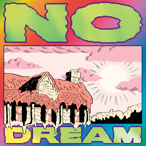 Jeff Rosenstock - No Dream [Limited Edition Seafoam LP]