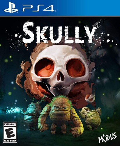 Ps4 Skully - Skully for PlayStation 4