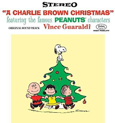 Vince Guaraldi - A Charlie Brown Christmas: 70th Anniversary Edition [LP]