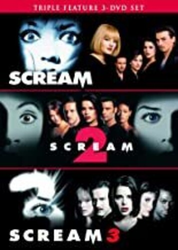 Scream 3 Movie Collection - Scream Triple Feature