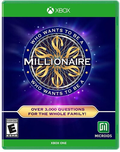 Xb1 Who Wants to Be a Millionaire - Who Wants to be a Millionaire for Xbox One