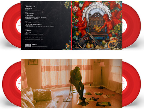 Nas - King's Disease [Red 2 LP]