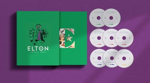 Elton Jewel Box [8CD Super Deluxe Edition]
