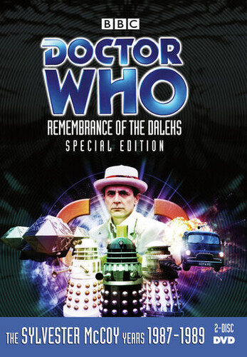 Doctor Who: Remembrance of the Daleks