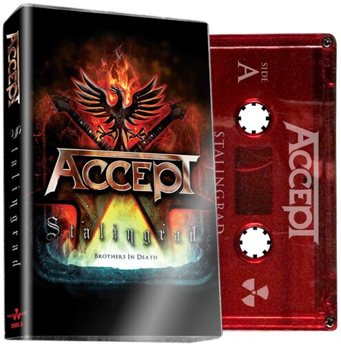 Accept - Stalingrad [Limited Edition Red Cassette]