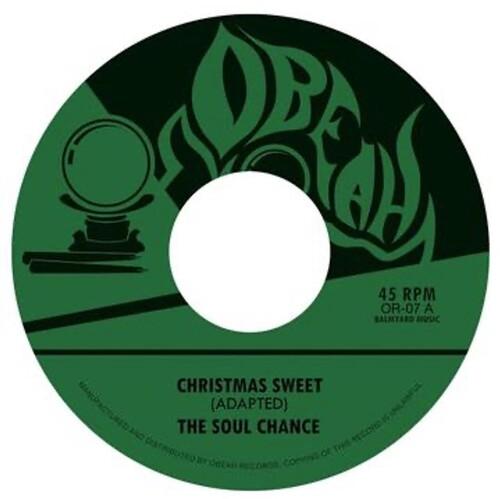 Christmas Sweet /  Sweet Dub 45