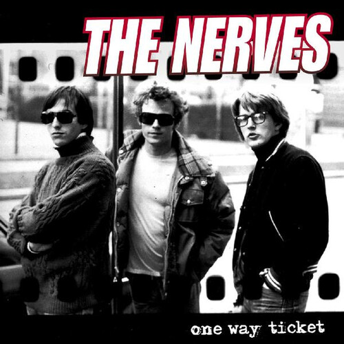 Nerves - One Way Ticket [Clear Vinyl] (Purp)