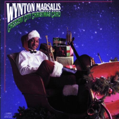 Wynton Marsalis-Crescent City Xmas Card