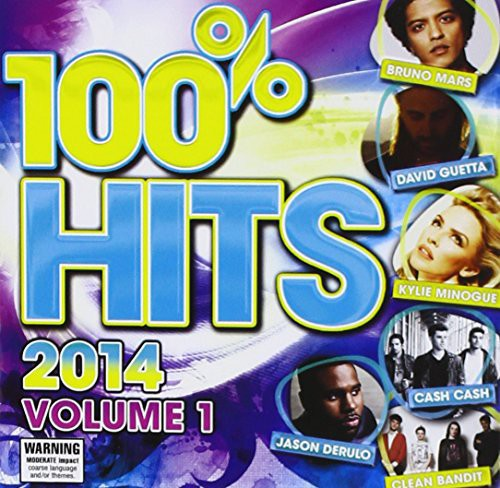 100% Hits 2014 1 /  Various [Import]