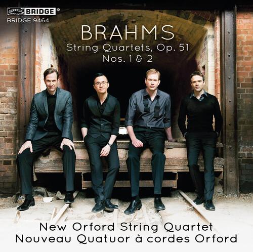Brahms: String Quartets Op. 51 - Nos. 1&2