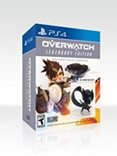 Overwatch Legendary Holiday Bundle for PlayStation 4