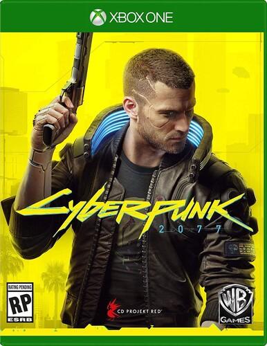 Xb1 Cyberpunk 2077 - Cyberpunk 2077
