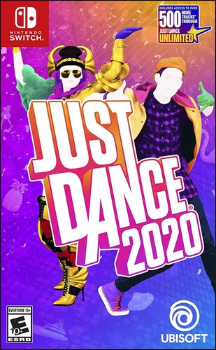 - Just Dance 2020 for Nintendo Switch