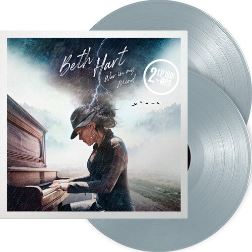 Beth Hart - War In My Mind [Limited Edition Light Blue 2LP]