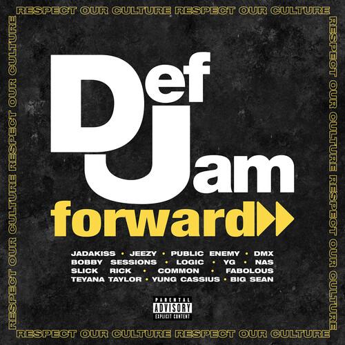 Various Artists - Def Jam Forward
