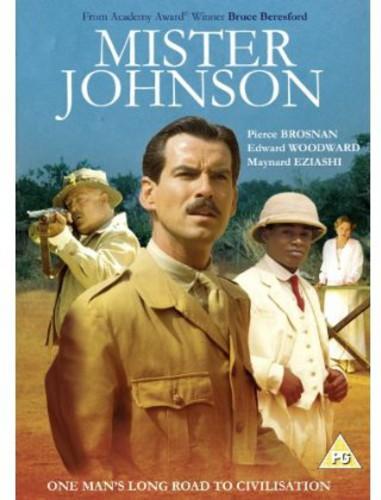 Mister Johnson [Import]