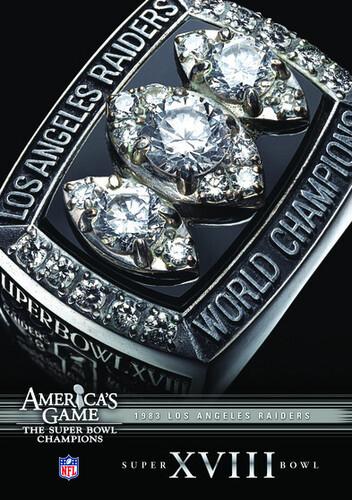 Nfl America's Game: 1983 Raiders (Super Bowl XVIII)