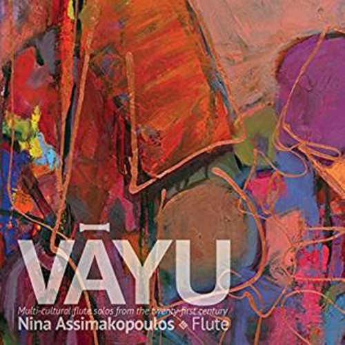 Vayu-Multi-Cultural Flute Solos From The 21St
