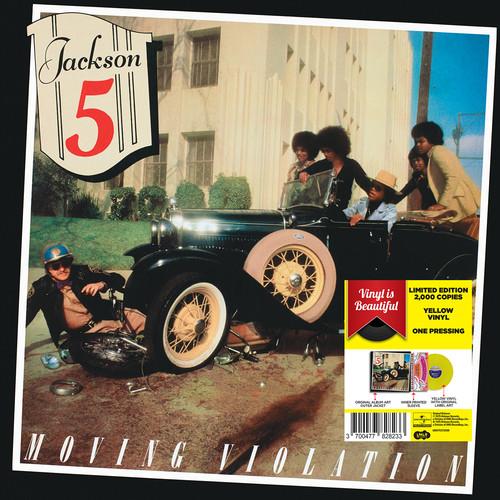 Jackson 5 - Moving Violation - Import