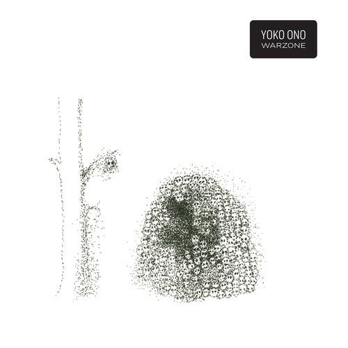 Yoko Ono - Warzone [Indie Exclusive Limited Edition White LP]