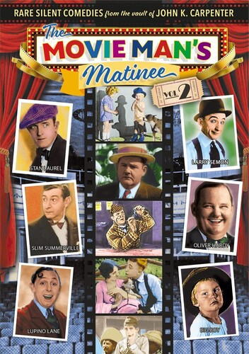 Movie Man's Matinee Vol. 2