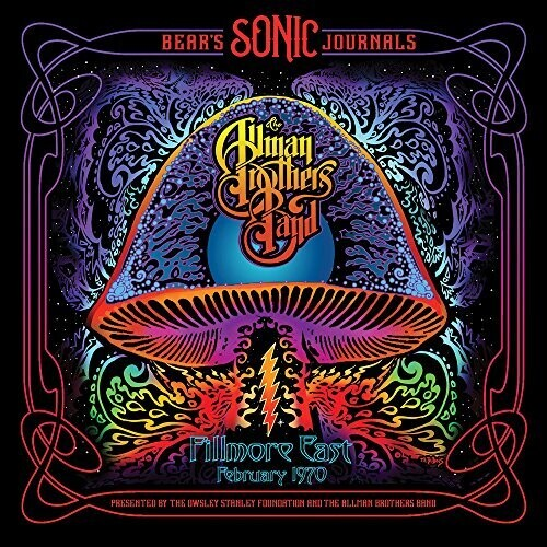 Bear's Sonic Journals: Fillmore East February 1970