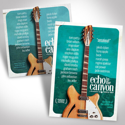 Echo in the Canyon DVD/ CD Bundle